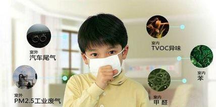 室内空气污染气体